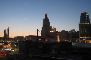 Kansas City Skyline 2